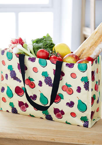 "Sac de courses ""fruits"""