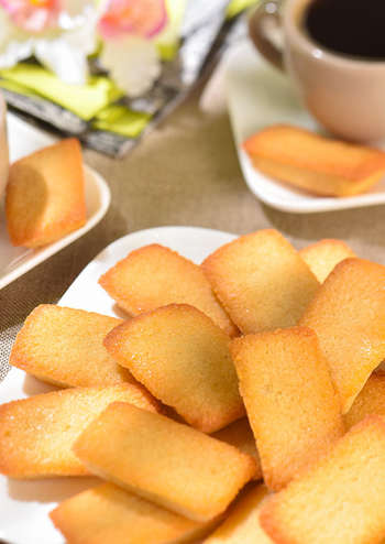 MINI-FINANCIERS amande 150g