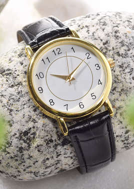 Montre à quartz Monsieur